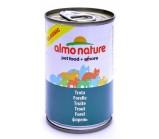 ALMO NATURE CLASSIC консервы для кошек с Форелью 140гр(54360)