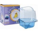 SAVIC Купалка для птиц внешняя 15х12х15см (16356)