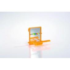 Beeztees 010220 Зеркало с жердочкой и счетами, пластик 7*9 см(16080)