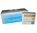 ЦАМАКС для грызунов в таблетках 30 таб (К40)