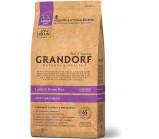 ГРАНДОРФ (GRANDORF)  Ягненок с рисом для взрослых собак крупных пород [12 кг]