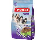 трапеза - Прима сухой корм для взрослых активных собак [10 кг]