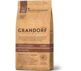 ГРАНДОРФ (GRANDORF) Утка с  бататом   для взрослых собак всех пород [1 кг]