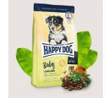 Happy Dog (Хэппи Дог) суприм Бэйби Ягненок  с рисом [1 кг]