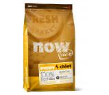 NOW (Нау!)  корм беззерновой для  щенков с Индейкой, Уткой и овощами [11,3 кг]
