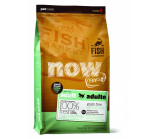 NOW (НАу!) корм беззерновой для собак малых пород с Форелью, Лососем и овощами [11,3 кг]