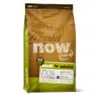 NOW (Нау) корм беззерновой для пожилых собак малых пород с Индейкой, Уткой и овощами [2,72 кг]
