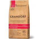 ГРАНДОРФ (GRANDORF)  Ягненок с рисом для взрослых собак средних пород [1 кг]