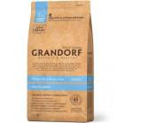 ГРАНДОРФ (GRANDORF)  белая рыба с рисом для взрослых собак всех пород  [3 кг]