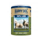 Happy Dog (Хэппи Дог) консервы для собак чистое мясо ягненок [400 г ]