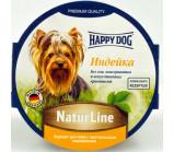 Happy Dog  (Хэппи Дог) консервы для собак  нежный паштет из индейки (германия) [85 г]