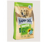 Happy Dog (Хэппи Дог)naturcroq lamb & rice сухой корм хэппи дог для взрослых собак с ягненком и рисом [1 кг]