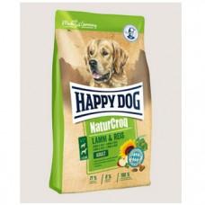 Happy Dog (Хэппи Дог) naturcroq lamb & rice сухой корм  для взрослых собак с ягненком и рисом [3 кг]