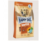 Happy Dog  (Хэппи Дог) naturcroq beaf & rice сухой корм хэппи дог для взрослых собак с говядиной и рисом [4 кг]