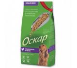 Оскар сухой корм для собак с цыпленком  и рисом [13кг]