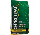ПРО ПАК Алтимэйт (PRO PAC Ultimates)  матуре чикен/браун рис (для пожилых собак) [12кг]