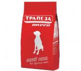Трапеза -  BREED сухой корм для взрослых собак [18кг]