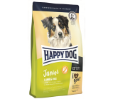 Happy Dog (Хэппи Дог) Junior lamb&rice  (Хэппи Дог Юниор) сухой корм для щенков с 7 до 18 месяце всех пород [4 кг]