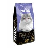 PREMIL Cat Funcy Премил сухой корм для взрослых кошек с курицей и индейкой