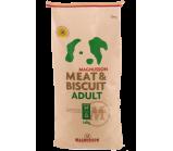 Magnusson (Магнуссон)  MEAT&BISCUIT ADULT для взрослых собак с нормальным уровнем активности