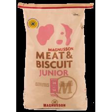 Magnusson (Магнуссон) Meat&Biscuit Junior для щенков, беременных и кормящих сук
