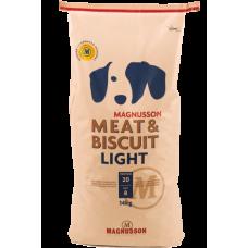 Magnusson (Магнуссон) Meat&Biscuit Light для собак склонных к избыточному весу