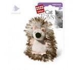 GiGwi 75029 Игрушка для кошек Ёжик с погремушкой 7 см